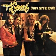 TIGRES - LISTOS PARA EL ASALTO - LP 1984 - NEAR MINT