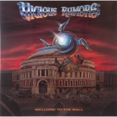 VICIOUS RUMORS - WELCOME TO THE BALL - LP 1991 - EXCELLENT