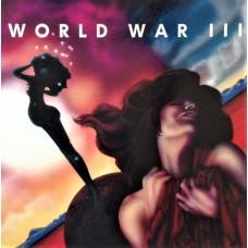 WORLD WAR III - WORLD WAR III - LP 1985 - EXCELLENT+