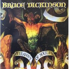 BRUCE DICKINSON - TYRANNY OF SOULS - LP 2017 -  MINT