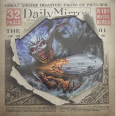 "IRON MAIDEN - EMPIRE OF THE CLOUDS - 12"" EP - PICTURE DISC - RECORD STORE DAY 2016 - MINT"