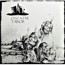 """KAT - NOCE SZATANA / OSTATNI TABOR - 10"""" 2008 - MINT"""