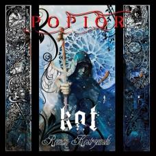 KAT & ROMAN KOSTRZEWSKI - POPIÓR - LP 2019 - MINT