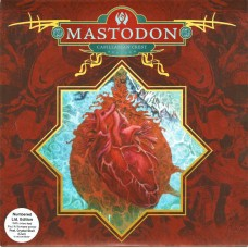 "MASTODON - CAPILLARIAN CREST - 7"" 2006 - NUMBERED LIMITED WITH POSTER - NEAR MINT"