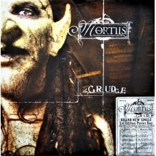"MORTIIS - THE GRUDGE - 7"" UK 2004 - POSTER BAG - NEAR MINT"
