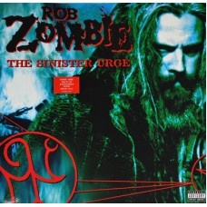 ROB ZOMBIE - THE SINISTER URGE - LP 2018 - MINT