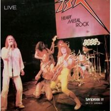 TSA - LIVE - LP PL 1982 - NEAR MINT