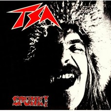 TSA - SPUNK! - LP UK 1983 - EXCELLENT