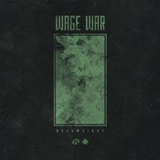 WAGE WAR - DEADWEIGHT - LP 2017 - LIMITED ON GREEN VINYL - MINT