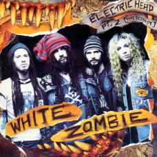 "WHITE ZOMBIE - ELECTRIC HEAD PT. 2 - 12"" UK 1995 - EXCELLENT-"