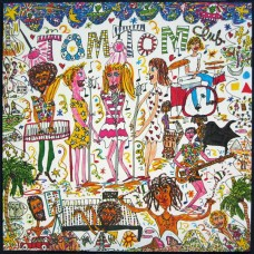 TOM TOM CLUB - TOM TOM CLUB - LP UK 1981 - NEAR MINT