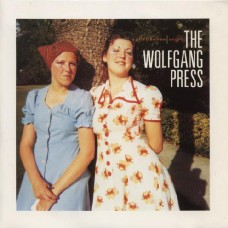 "THE WOLFGANG PRESS - A GIRL LIKE YOU / ANGEL - 7"" UK 1992 - NEAR MINT"