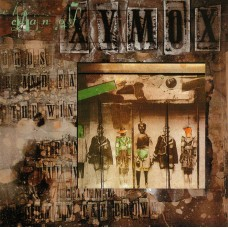 CLAN OF XYMOX - CLAN OF XYMOX - LP 1985 - 4AD - ORIGINAL - EXCELLENT-