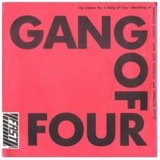 """GANG OF FOUR - DAMAGED GOODS - 7"""" UK 1978 - EXCELLENT-"""