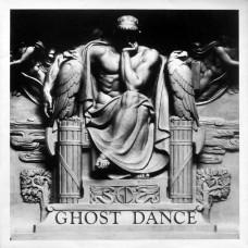 GHOST DANCE - GATHERING DUST - LP UK 1988 - EXCELLENT