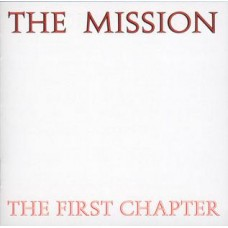 MISSION - THE FIRST CHAPTER - LP UK 1987 - NEAR MINT