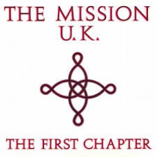 MISSION - THE FIRST CHAPTER - LP 1987 - NEAR MINT