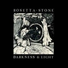 "ROSETTA STONE - DARKNESS & LIGHT - 12"" EP UK 1989 - EXCELLENT"