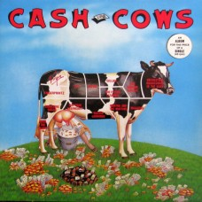 CASH COWS - VIRGIN COMPILATION - LP 1981 - EXCELLENT