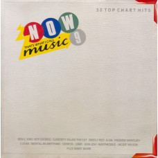 NOW THAT'S WHAT I CALL MUSIC 9 - LP UK 1987 - NEAR MINT