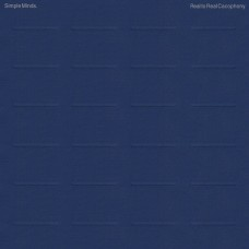 SIMPLE MINDS - REAL TO REAL CACOPHONY - LP UK 1979 - NEAR MINT