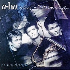 A-HA - STAY ON THESE ROADS - LP 1988 - EXCELLENT++