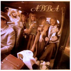 ABBA - ABBA - LP UK 1976 - NEAR MINT