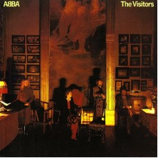 ABBA - THE VISITORS - LP UK 1981 - EXCELLENT+