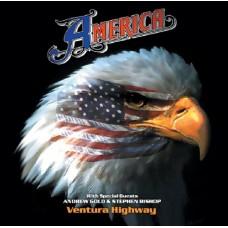AMERICA - VENTURA HIGHWAY - LP 2012 - LIMITED EDITION - NEAR MINT