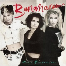 BANANARAMA - TRUE CONFESSIONS - LP UK 1986 - EXCELLENT++