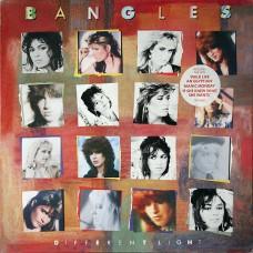 BANGLES - DIFFERENT LIGHT - LP UK 1986 - NEAR MINT