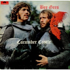 BEE GEES - CUCUMBER CASTLE - LP UK 1970 - EXCELLENT