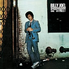 BILLY JOEL - 52TH STREET - LP UK 1978 - NEAR MINT