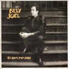 BILLY JOEL - AN INNOCENT MAN - LP UK 1983 - NEAR MINT