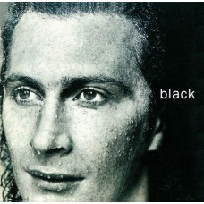 BLACK - BLACK - LP UK 1991 - NEAR MINT