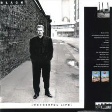 BLACK - WONDERFUL LIFE - LP UK 1987 - EXCELLENT