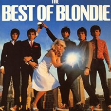 BLONDIE - THE BEST OF BLONDIE - LP UK 1981 - WITH POSTER - EXCELLENT++