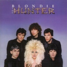 BLONDIE - THE HUNTER - LP UK 1982 - EXCELLENT