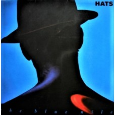 THE BLUE NILE - HATS - LP 1989 - NEAR MINT