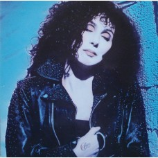 CHER - CHER - LP 1987 - NEAR MINT
