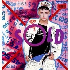 BOY GEORGE - SOLD - LP UK 1987 - EXCELLENT+