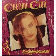 CULTURE CLUB - KISSING TO BE CLEAVER - LP UK 1982 - EXCELLENT