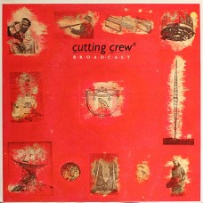 CUTTING CREW - BROADCAST - LP UK 1986 - NEAR MINT