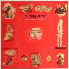 CUTTING CREW - BROADCAST - LP UK 1986 - NEAR MINT