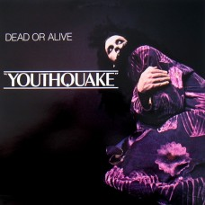 DEAD OR ALIVE - YOUTHQUAKE - LP UK 1985 - EXCELLENT+