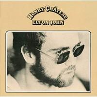 ELTON JOHN - HONKY CHATEAU - LP 1972 - EXCELLENT