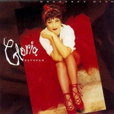 GLORIA ESTEFAN - GREATEST GITS - LP 1992 - EXCELLENT-