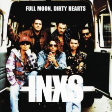 INXS - FULL MOON DIRTY HEARTS - LP UK 1993 - EXCELLENT+
