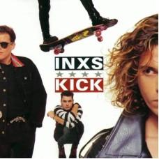 INXS - KICK - LP UK 1987 - EXCELLENT