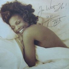"""JANET JACKSON - YOU WANT THIS - 12"""" USA 1994 - EXCELLENT"""